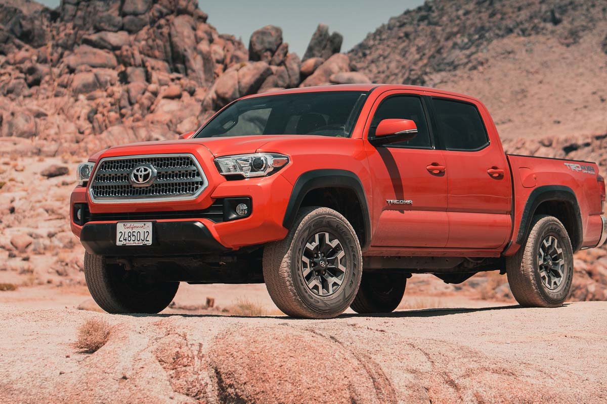 Best Tires for Tacoma