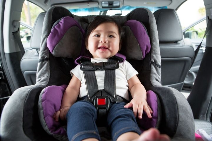 Best Car Seat For Baby With Reflux