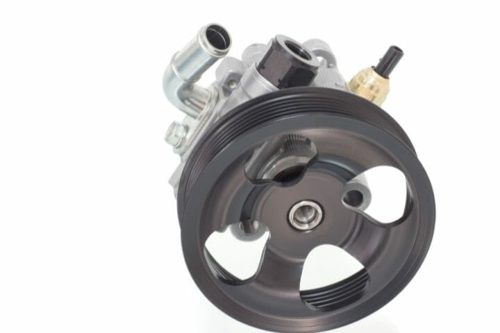 What Size Bolt To Install Power Steering Pulley