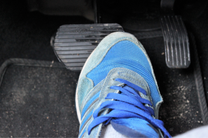 Brake Pedal Squeaks When Letting Off