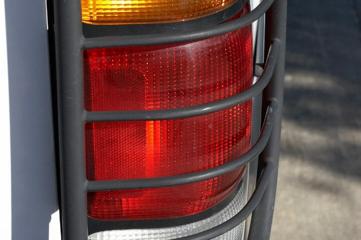 Tail Light Goes Out When Brake Applied