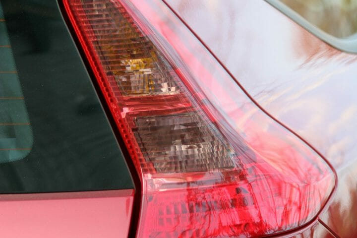 Reverse Lights Come On When Brakes Applied