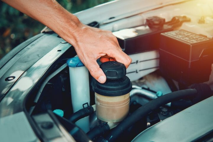 What Color Should Power Steering Fluid Be