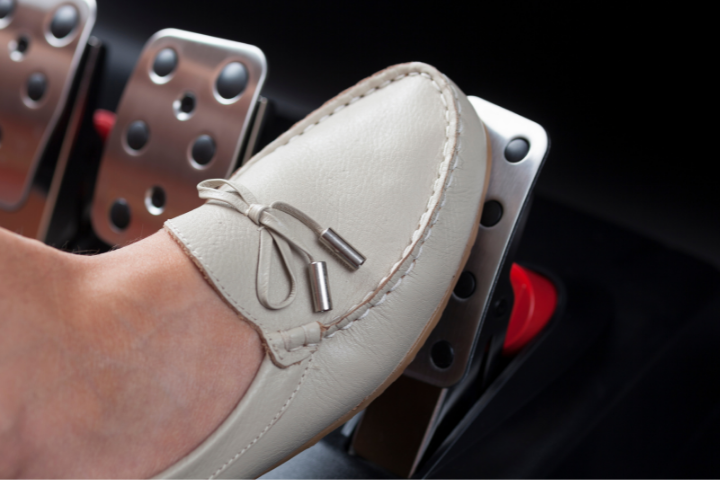 Brake Pedal Pushes Back When Stopping