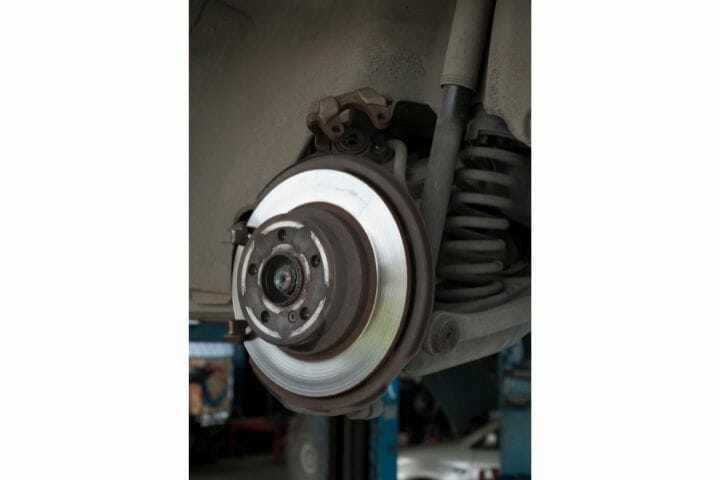 Why Are Brake Lines Coiled At The Master Cylinder