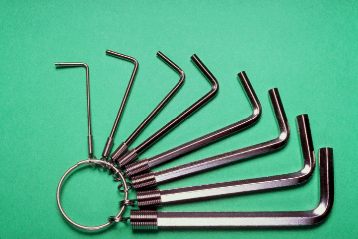What Size Allen Wrench For Brake Calipers