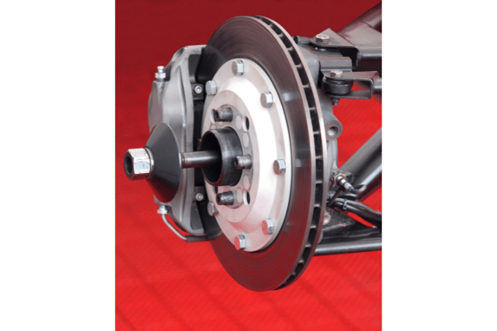 What Is Active Brake Control JL4