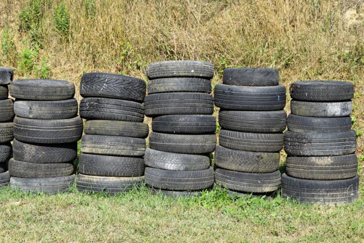 Where are Hi Run Tires Made