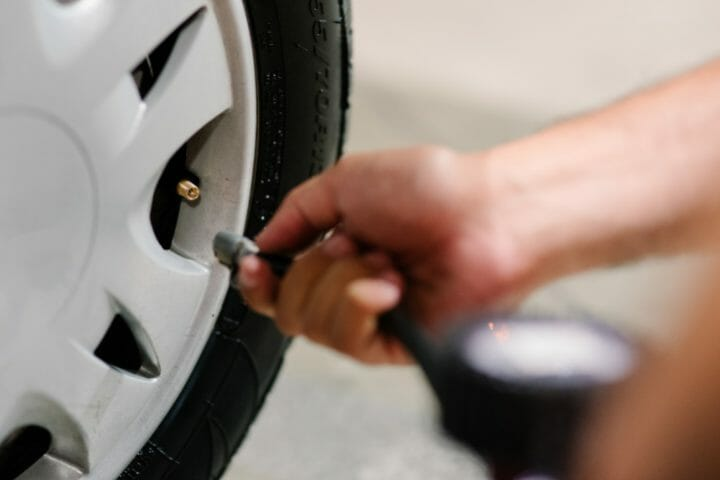 Why Do Tire Shops Over Inflate Tires