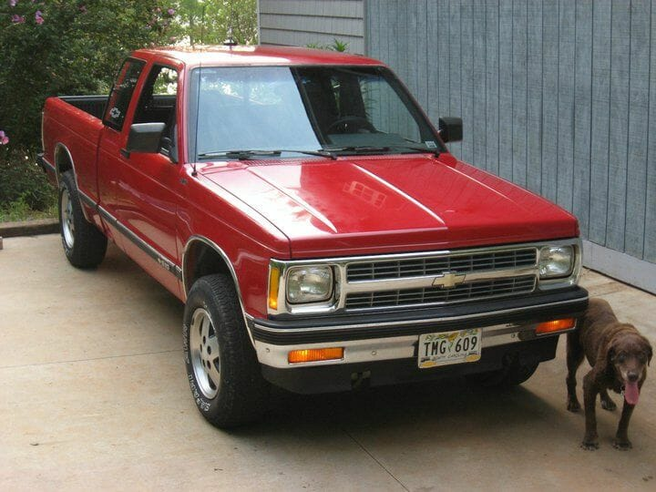 What Year S10 Has Rear Disc Brakes